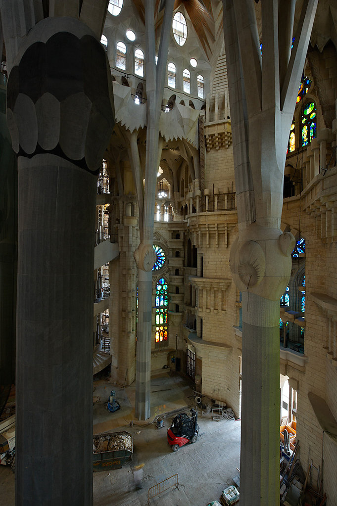 Technology & More Sagrada Familia Barcelona Spain